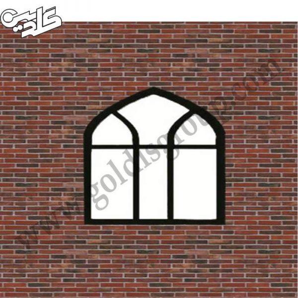 پنجره 1/50 - 4 عددی ویلسون