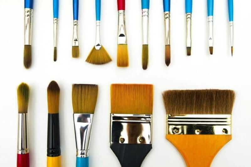 کدام قلمو برای نقاشی بهتر است